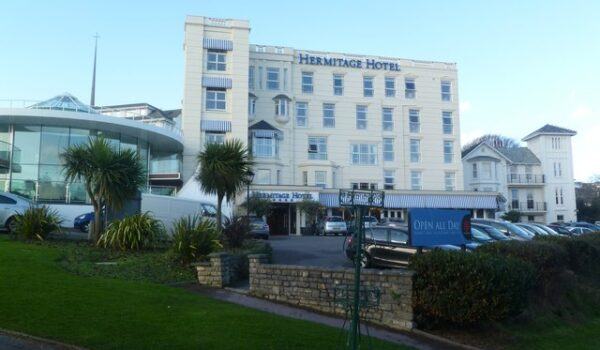 Local Hotel - The Hermitage Hotel