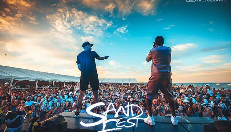 Local Event - SandFest