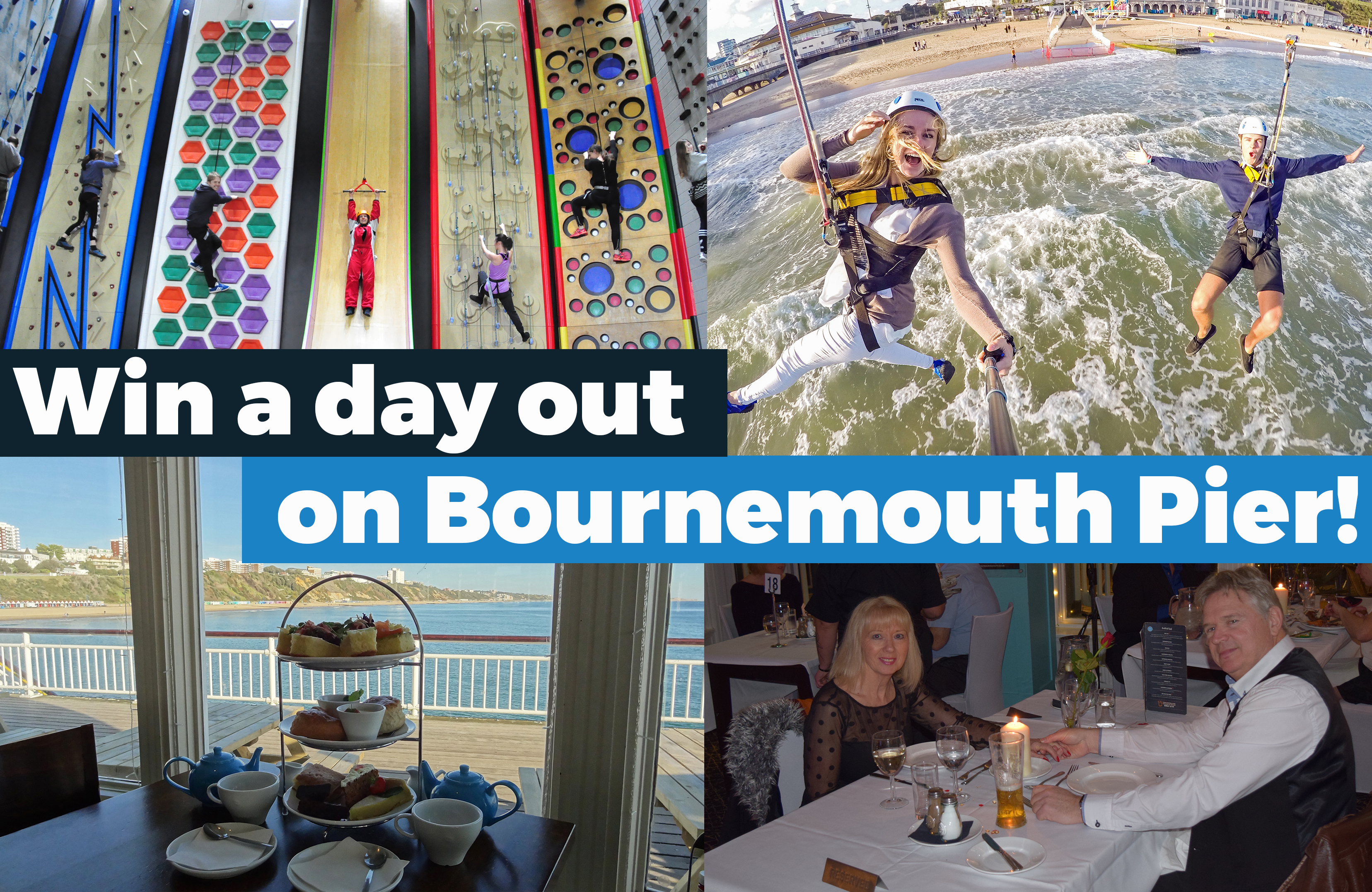 Win A Day Out On Bournemouth Pier!