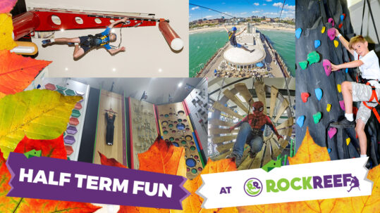 Half Term RockReef Activities