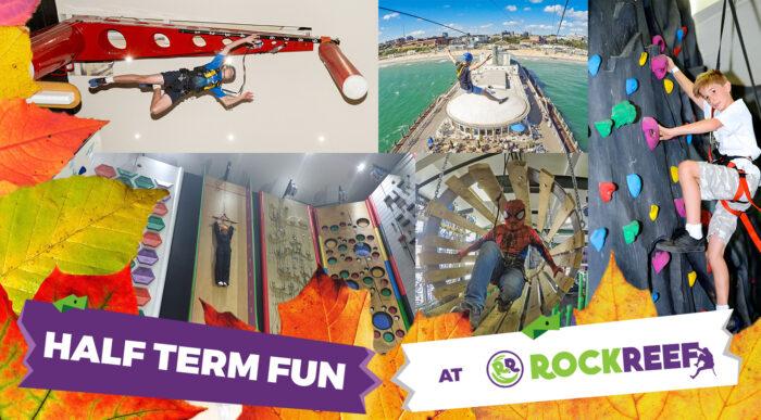 Half Term RockReef Activities